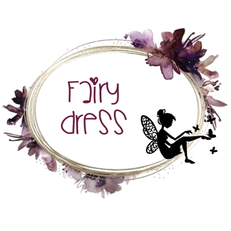 Logo fairydress - paint square